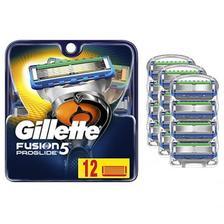 ¥268.37元美国直邮!Gillette 吉列 Fusion5 ProGlide男士剃须刀 补充装 12个 Prime免