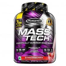 直降65!!Muscletech 肌肉科技 增肌粉 草莓味 3.18kg 4折 直邮中国 ¥189.11