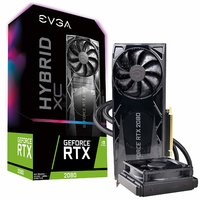 技嘉小雕$679.99,大雕$689.99EVGA GeForce RTX 2080 XC HYBRID GAMING 显卡