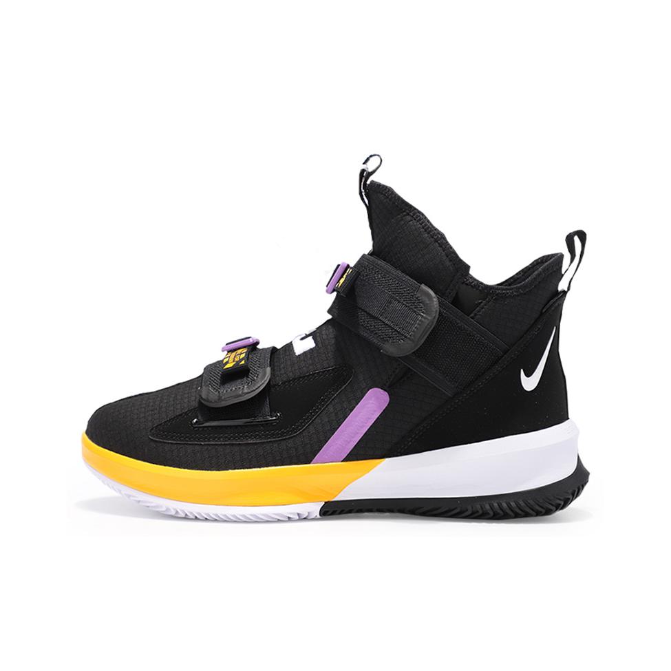 Nike LeBron Soldier 13 湖人 实付到手1199元