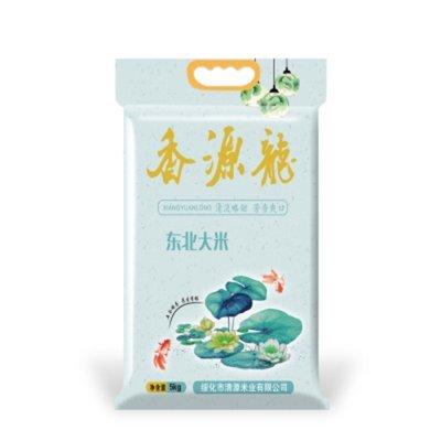¥17.9 东北大米色选长粒白香米5kg