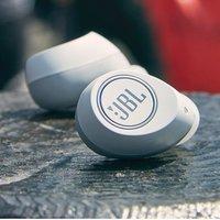 限时秒杀¥618 JBL FREE X 无线蓝牙耳机 IPX5防水
