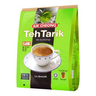 马来西亚进口 益昌香滑奶茶有糖袋装600g *2件 55.36元(合27.68元/件)