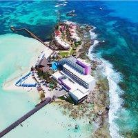 $559起 岛中岛独立酒店 3晚/5晚坎昆周边女人岛 机票+全包酒店度假套餐