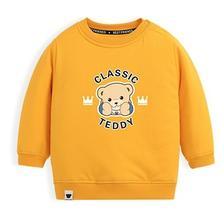 CLASSIC TEDDY 精典泰迪 儿童加厚夹棉卫衣 *2件 79元包邮