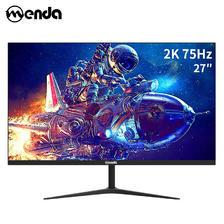 京东PLUS会员: MENDA 盟达 M2-Q2775 27英寸 TN显示器(2K、75Hz、1ms、99%sRGB) 699元