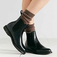 全码好价¥599 Dr.Martens FLora 切尔西短靴 杨幂海报同款