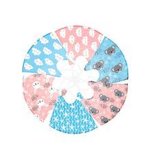 松研婴儿儿童口罩薄款30只装 券后26.8元