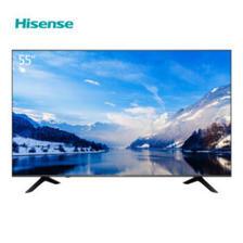 Hisense 海信 H55E3A 55英寸 4K 液晶电视 1799元包邮