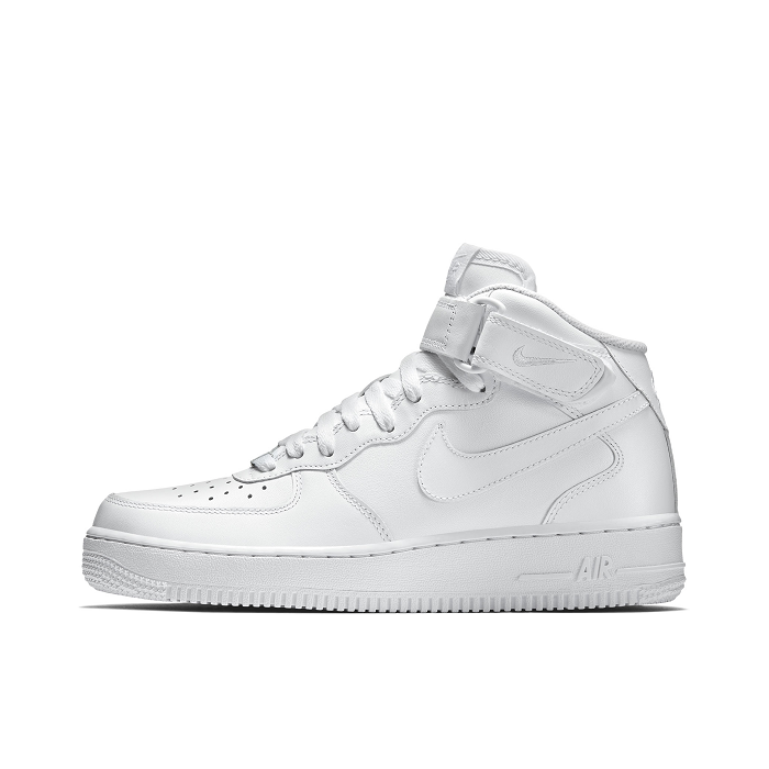 Nike Air Force 1 Mid White 纯白Mid 实付到手799元