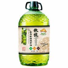 菌妙 橄榄食用植物调和油5L 券后¥54.5