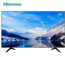 Hisense 海信 H65E3A 4K液晶电视 65英寸 2688元包邮