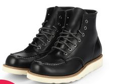 InteRight 男士哈雷工装靴 *3件 497元(合165.67元/件)