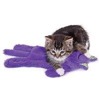 $3.25 (原价$14.99) Petstages 安抚发声毛绒猫玩具