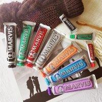 买3免1 变相6.7折 + 直邮中国 意大利 Marvis 玛尔斯 牙膏精选,7种口味组合装