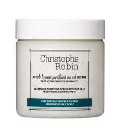 Christophe Robin 海盐头皮深层清洁霜 250ml