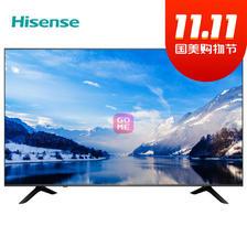 Hisense 海信 H55E3A 55英寸 4K 液晶电视 1499元包邮