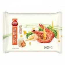 苏宁易购 三全 私厨虾皇饺 600g*7件+凑单品 139.4元(合18.53元/件)