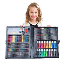 YIRANTIAN 儿童绘画礼盒 168件套装 送画册+礼品袋  券后38元包邮