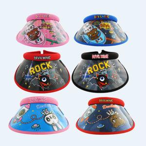 韩国进口 devilwing 小恶魔 儿童遮阳帽 12种图案可选 24元包邮 适合3-10岁小朋友