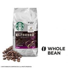 ¥373.07元6包!星巴克 Starbucks 浓咖啡碳烤全豆咖啡 340g*6包 美国直邮(含税