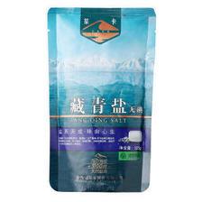茶卡湖盐藏青盐无碘食用盐320g调味品 不添加亚铁氰化钾抗结剂 *2件 9.98元(