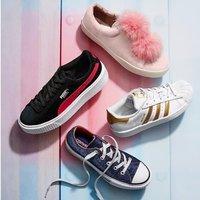 低至6折+额外7.5折 Adidas、Nike儿童运动服饰鞋履大促