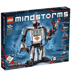 免邮中国!LEGO 乐高科技组 MINDSTORMS 31313 EV3第三代机器人 (31313)