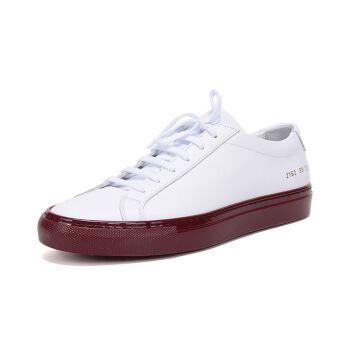 ¥1999 PLUS会员!COMMON PROJECTS 2162 0539 男士皮革系带休闲鞋