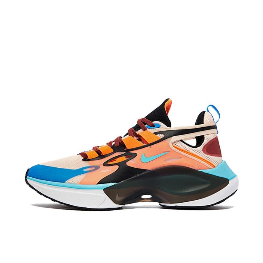 Nike Dimsix Signal 橙蓝 实付到手999元