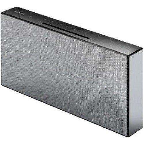 ¥860.98 限prime会员 Sony 索尼 CMT-X3CD Micro-HiFi 系统 (CD, USB, Bluetooth, 20 瓦) 白色