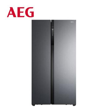 1日0点、618预售:AEG AEGRXB66186TX 对开门冰箱 615L 7990元包邮(付180元定金)下单送小米扫地机+欧乐B电动牙刷 ¥7990
