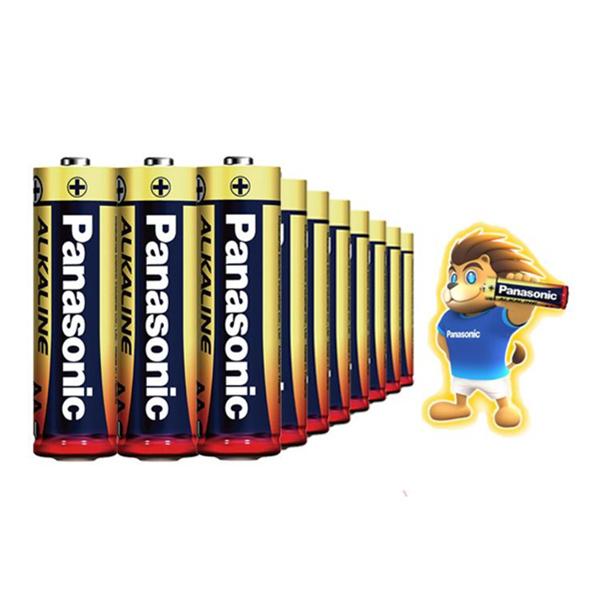 Panasonic 松下 LR6BCH/4S6 碱性电池 20节 19.9元包邮(需领券)