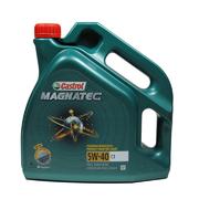 Castrol 嘉实多 Magnatec C3 5W-40 全合成机油 4L 356.58元'