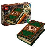 $42.99(原价$69.99)+包邮 LEGO Ideas 系列 立体书 21315,媲美瓶中船
