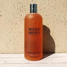 新低!脱发福音,Molton Brown 生姜洗发水 300ml 7.5折 直邮中国 GBP¥13.5(¥127)