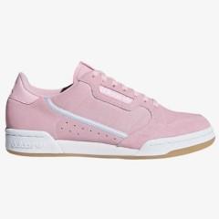 adidas Originals 三叶草 Continental 80 女子板鞋