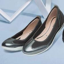 ECCO 爱步 Bluma布鲁玛系列 轻巧女士平跟鞋 3.4折 直邮中国 ¥339.15