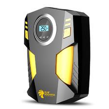 莫甘娜12v车载充气泵小型便携式小轿车打气泵汽车电动多功能车用 34元