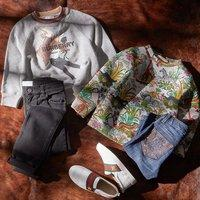 低至3折 卫衣$32.99起 Gucci、Burberry、Little Marc Jacobs 等大牌儿童服饰优惠