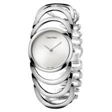 折合440.93元 Calvin Klein 卡尔文·克莱因 Body 系列 女士时装腕表 K4G23126