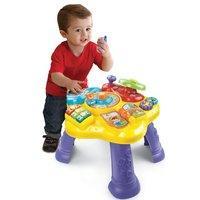 封面2合1学习桌$19.9 (原$40) VTech 儿童益智类玩具$7.97起热卖