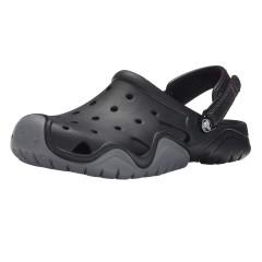 【中亚Prime会员】Crocs 卡洛驰 Swiftwater Clog 男士洞洞鞋