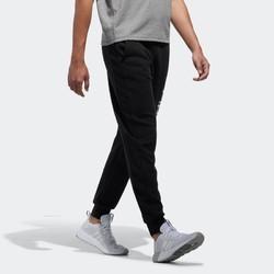 双11预售: adidas 阿迪达斯 CV9327男装修身运动裤 129元(需定金)
