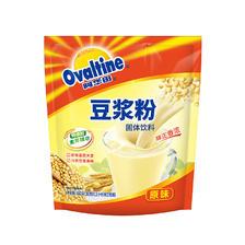 ¥10.68 阿华田豆浆/豆奶粉 阿华田(Ovaltine)早餐速溶香浓 原味非转基因 速溶