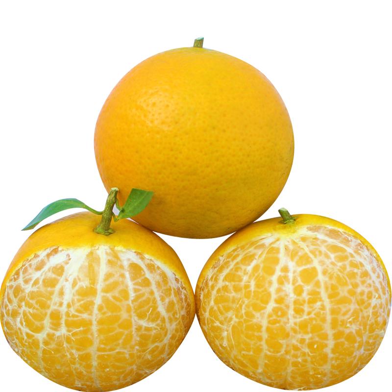 ¥19.8 正宗广西武鸣皇帝柑现摘新鲜水果中大果净重9斤带箱10斤5斤