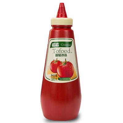 第2件4.9 肯德基番茄酱沙司580g 券后7.9元