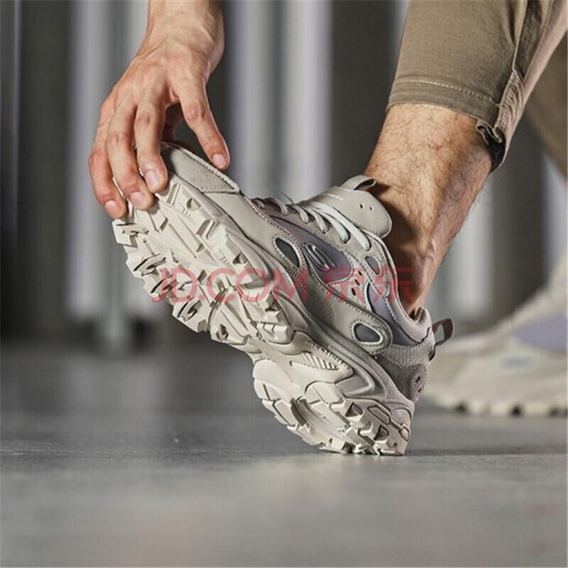 Skechers 斯凯奇 666058 男士老爹鞋 186元(需用券)