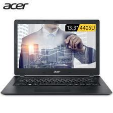 宏碁(acer) 墨舞 TMP238-M-P6J9 13.3英寸笔记本(4405U 4G 128G )黑色 2799元