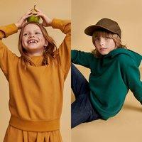 封面儿童卫衣$9.9 多色选 Uniqlo 儿童商品特价区低至$3.9 史努比图案毛衣$14.9